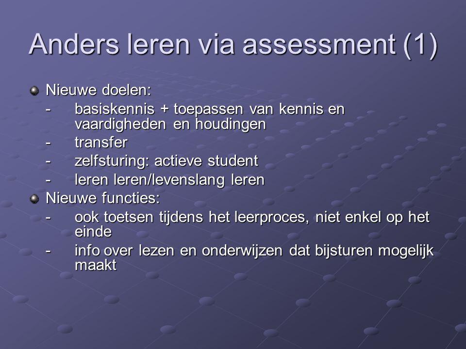 Anders leren via assessment (1)