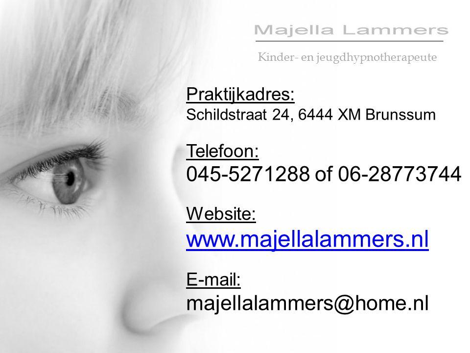 www.majellalammers.nl 045-5271288 of 06-28773744