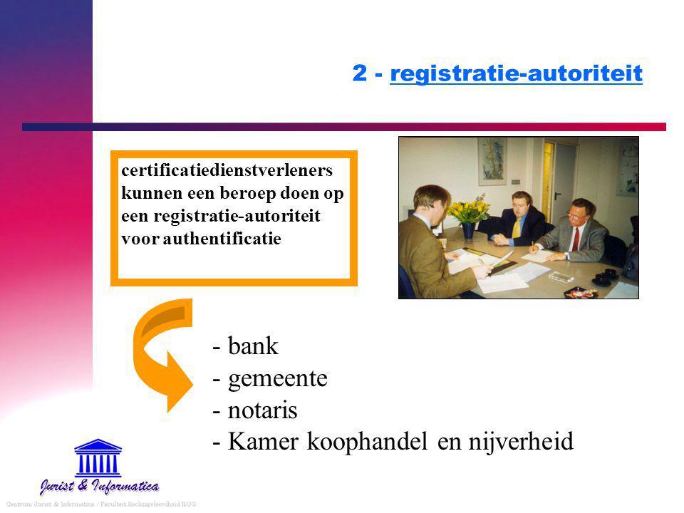 2 - registratie-autoriteit