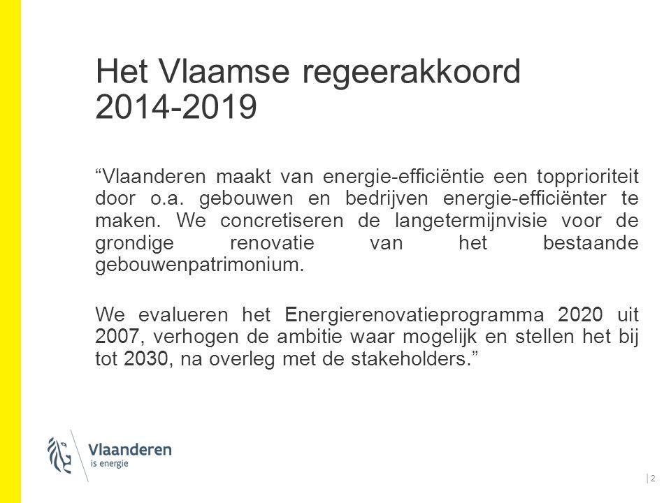 Het Vlaamse regeerakkoord 2014-2019