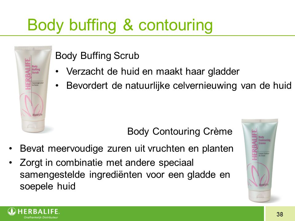 Body buffing & contouring
