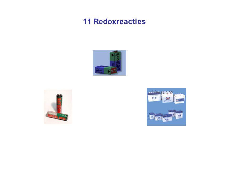 11 Redoxreacties