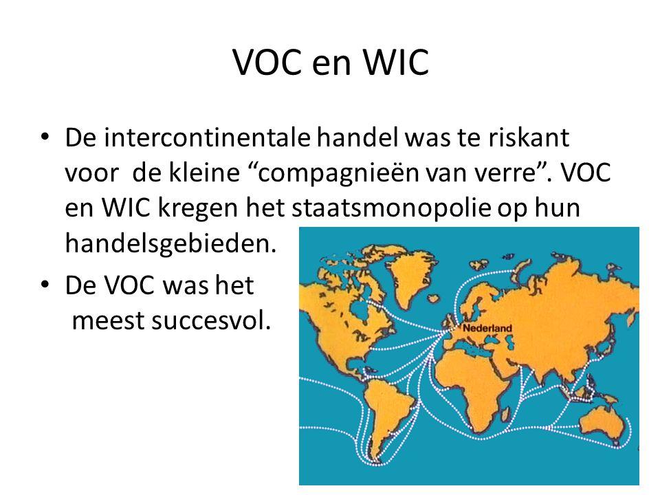 VOC en WIC