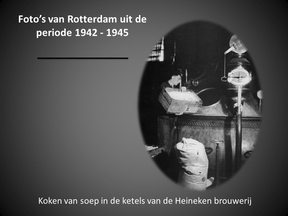 Foto's van Rotterdam uit de