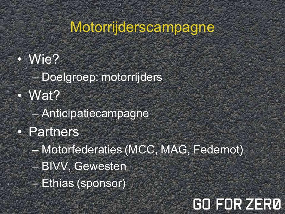 Motorrijderscampagne