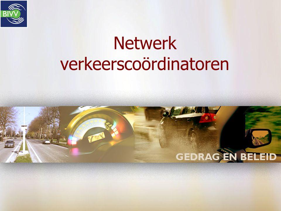 Netwerk verkeerscoördinatoren