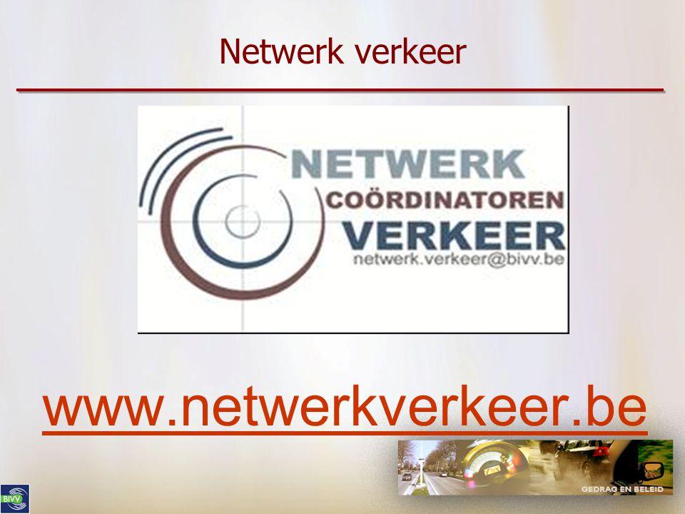 Netwerk verkeer www.netwerkverkeer.be