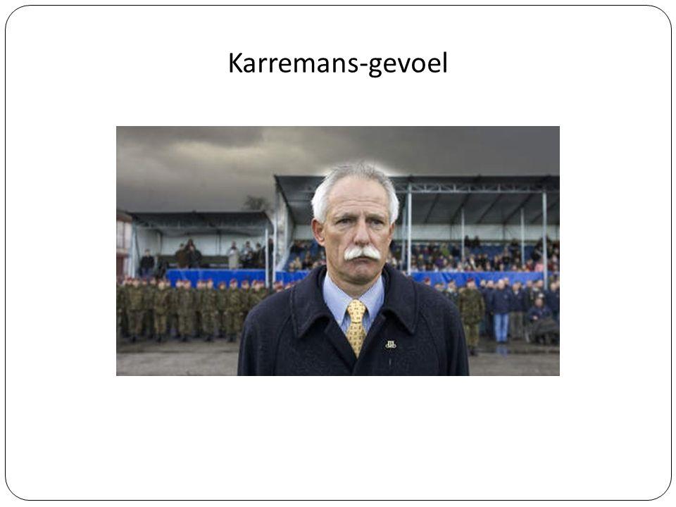 Karremans-gevoel