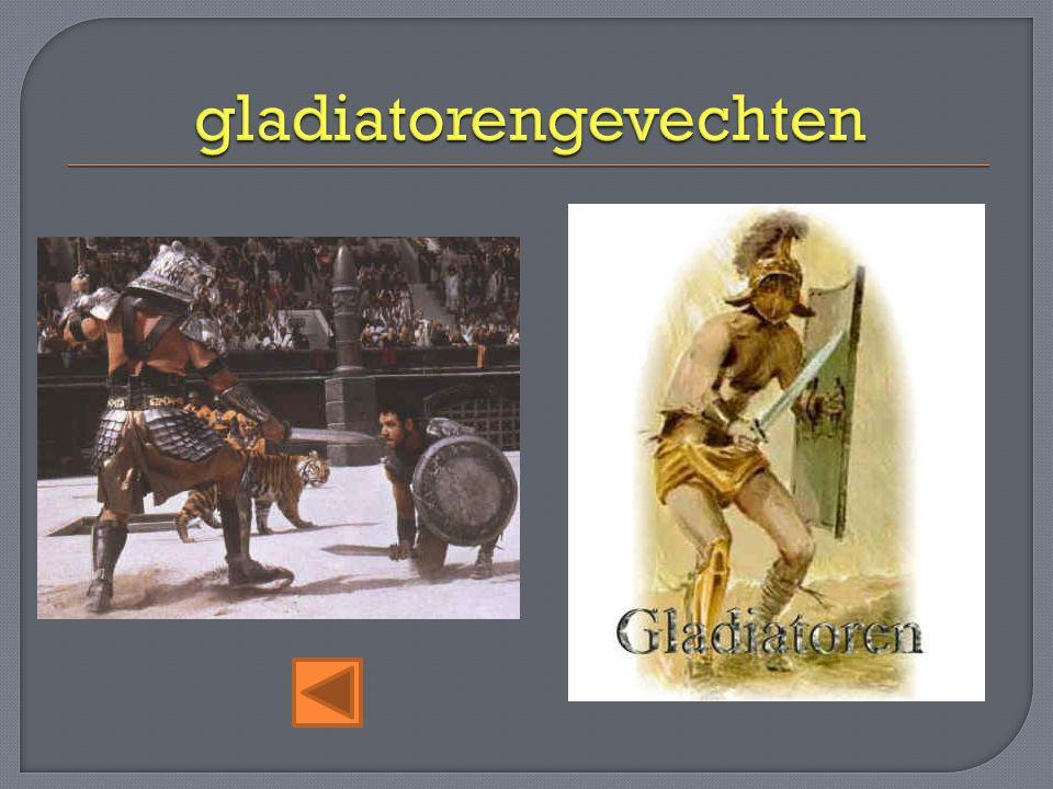 gladiatorengevechten
