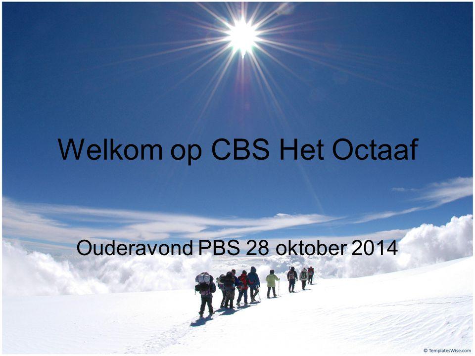 Welkom op CBS Het Octaaf