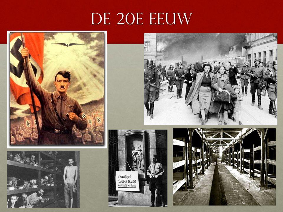 De 20e eeuw