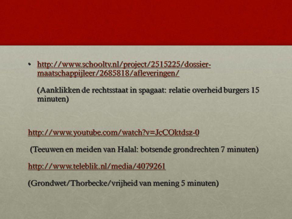 http://www.schooltv.nl/project/2515225/dossier- maatschappijleer/2685818/afleveringen/