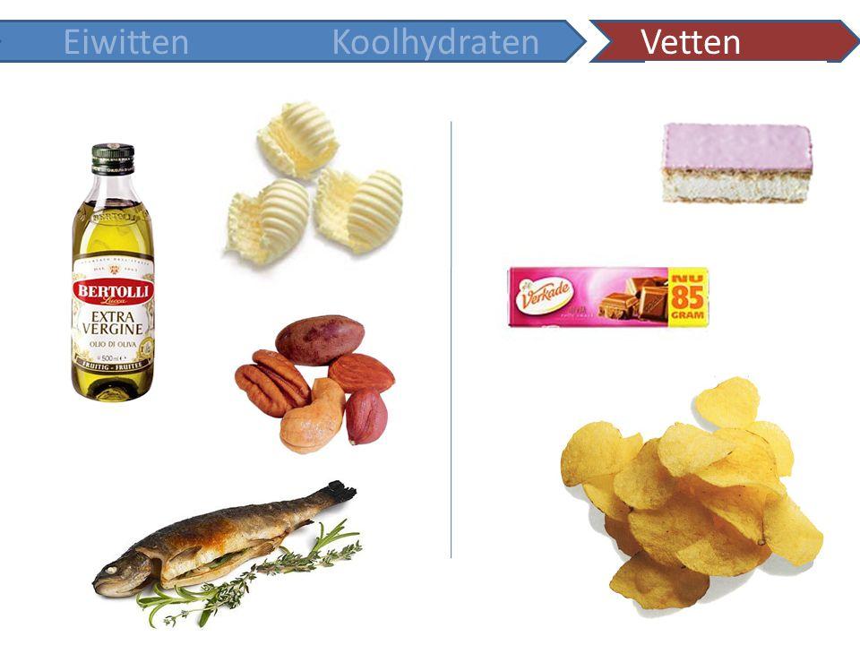 Eiwitten Koolhydraten Vetten