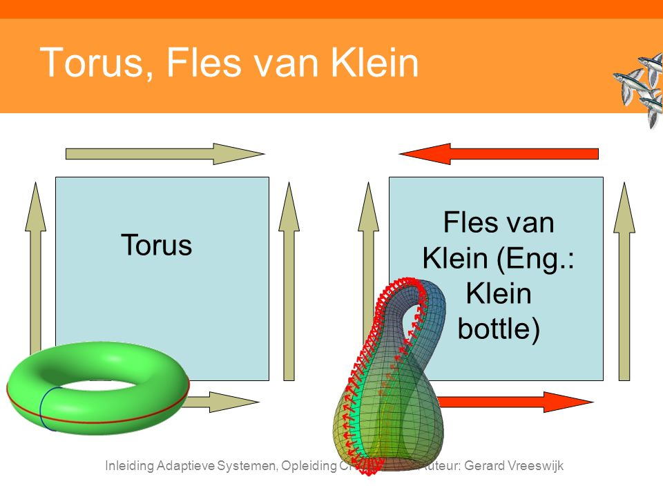 Fles van Klein (Eng.: Klein bottle)