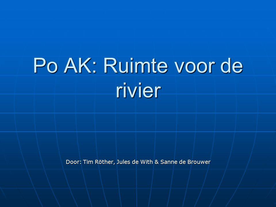 Po AK: Ruimte voor de rivier