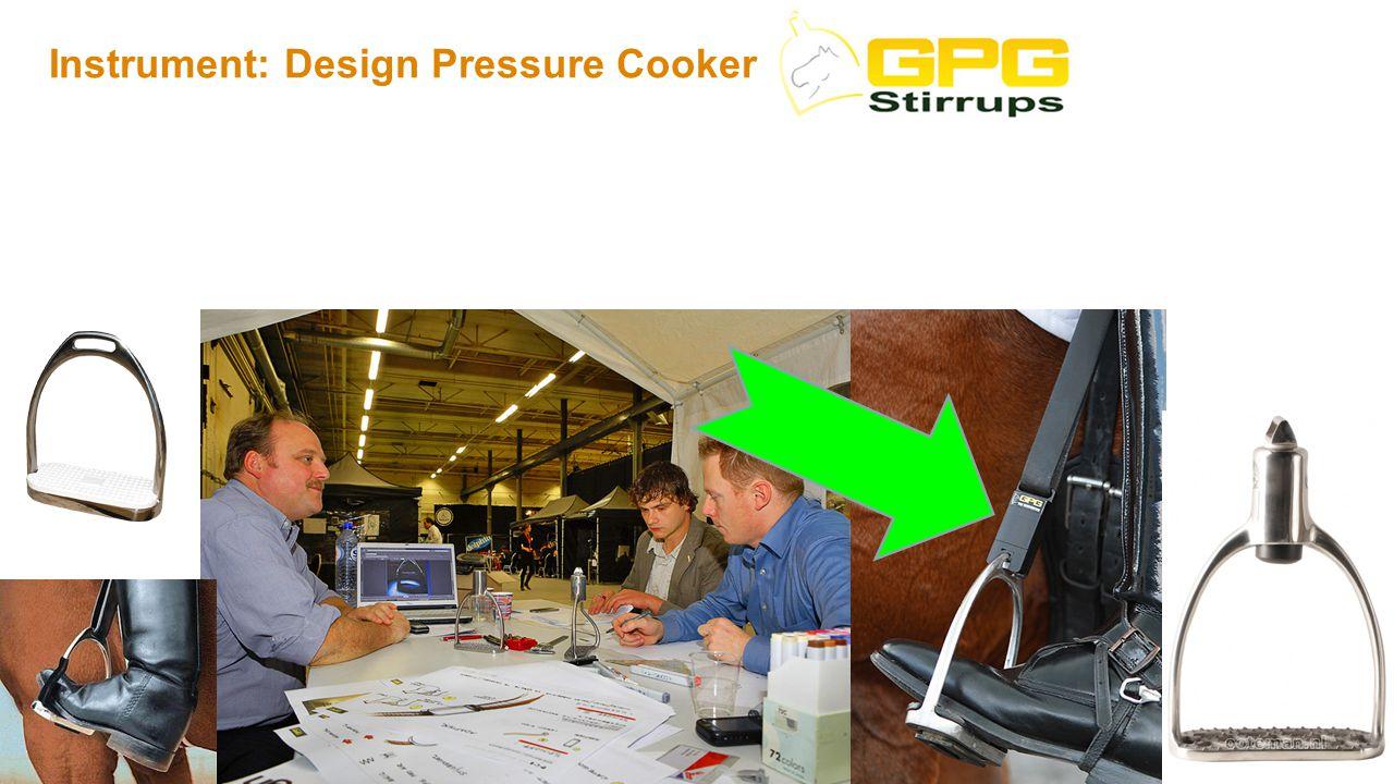 Instrument: Design Pressure Cooker