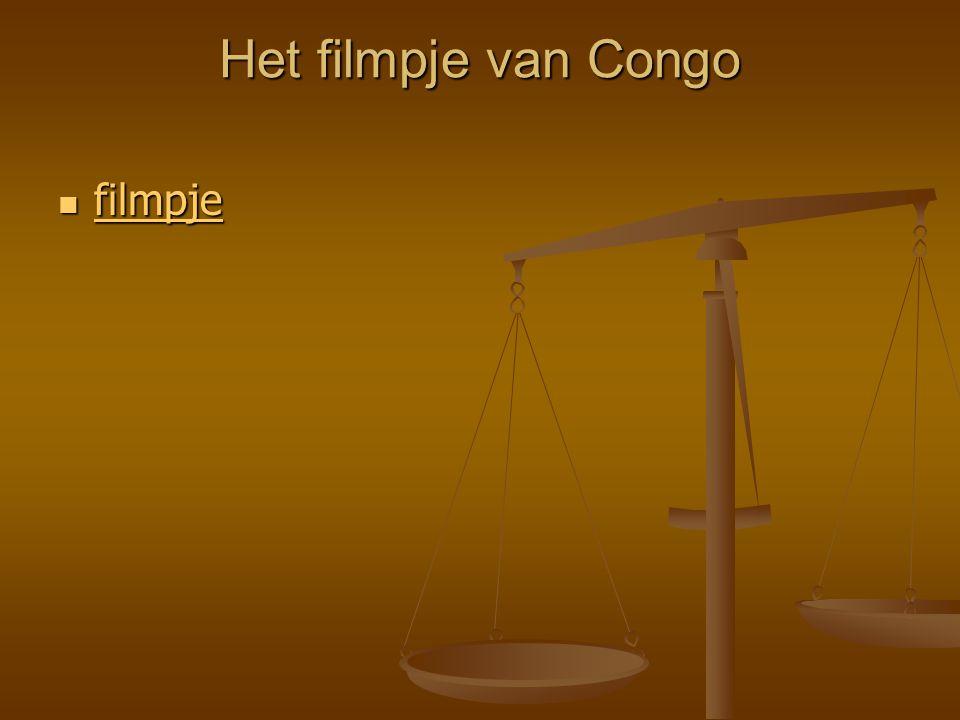 Het filmpje van Congo filmpje