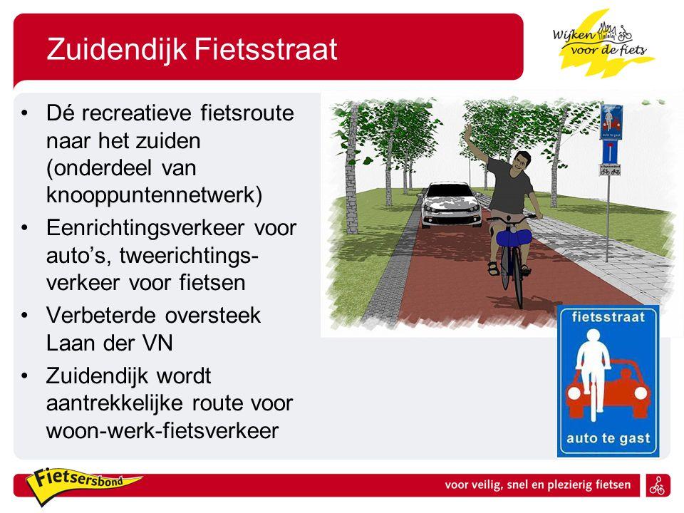 Zuidendijk Fietsstraat