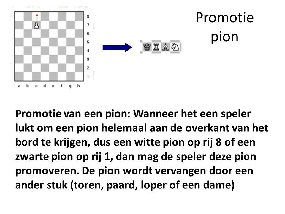 Promotie pion