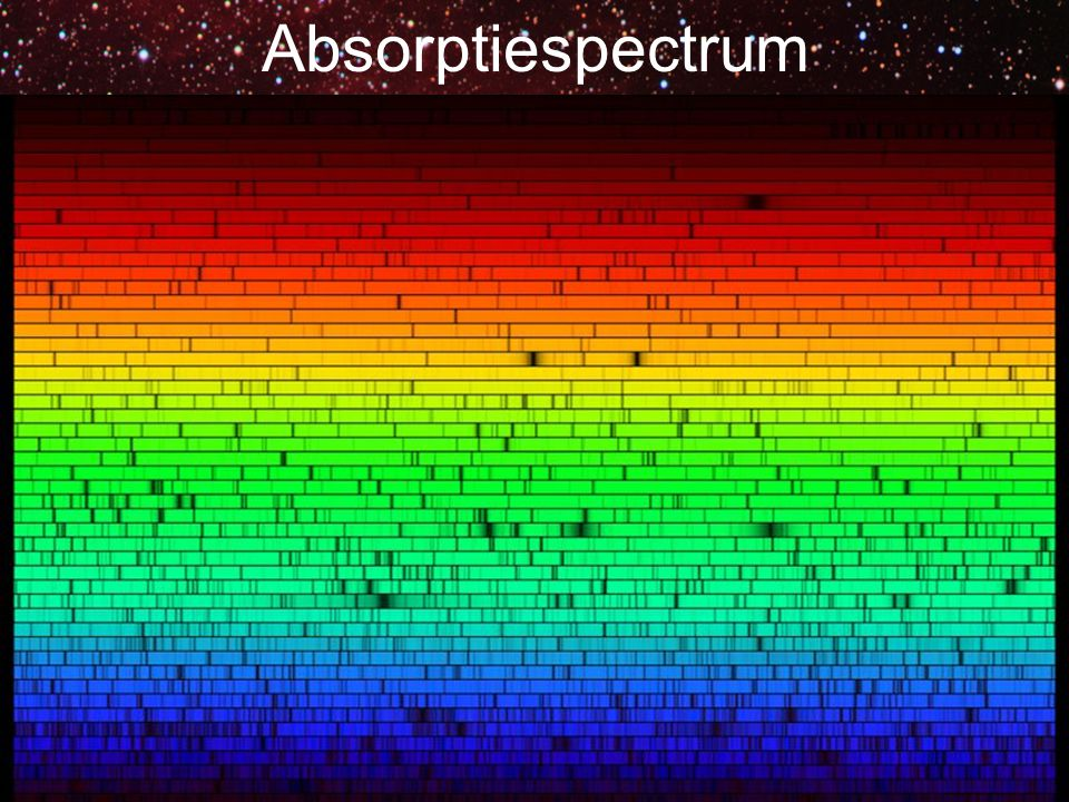 Absorptiespectrum