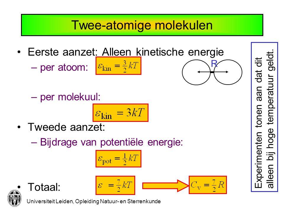 Twee-atomige molekulen