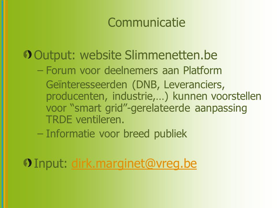 Output: website Slimmenetten.be