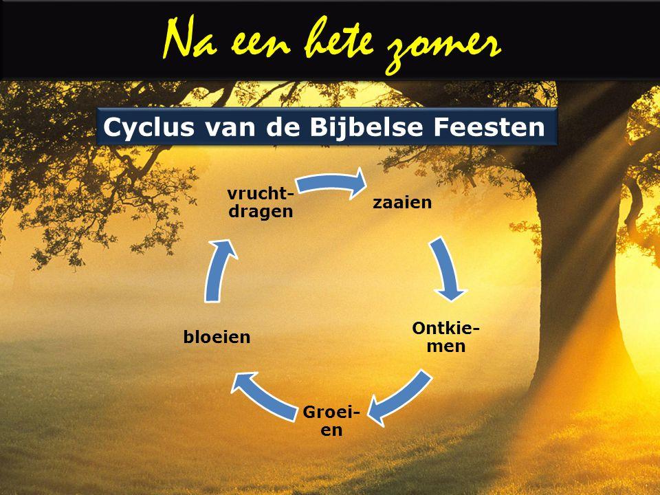 Cyclus van de Bijbelse Feesten