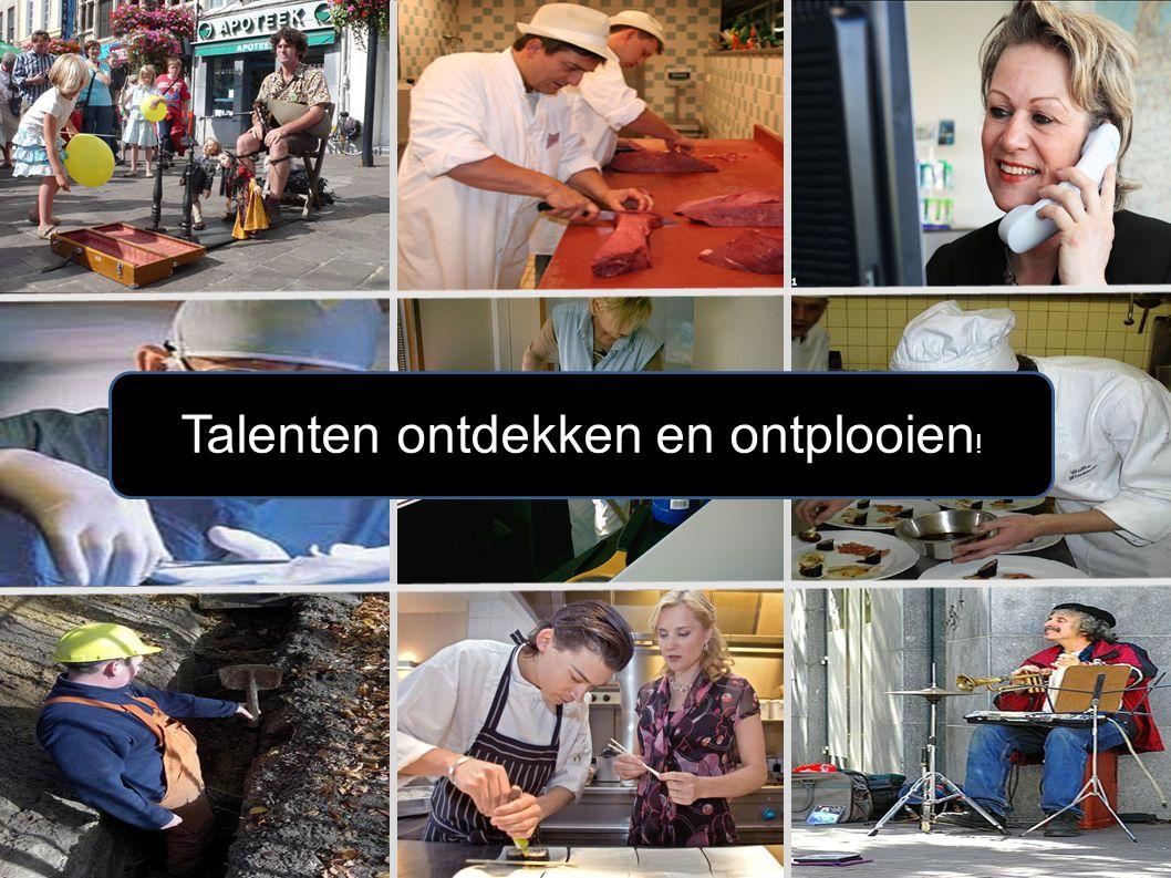 Talenten ontdekken en ontplooien!
