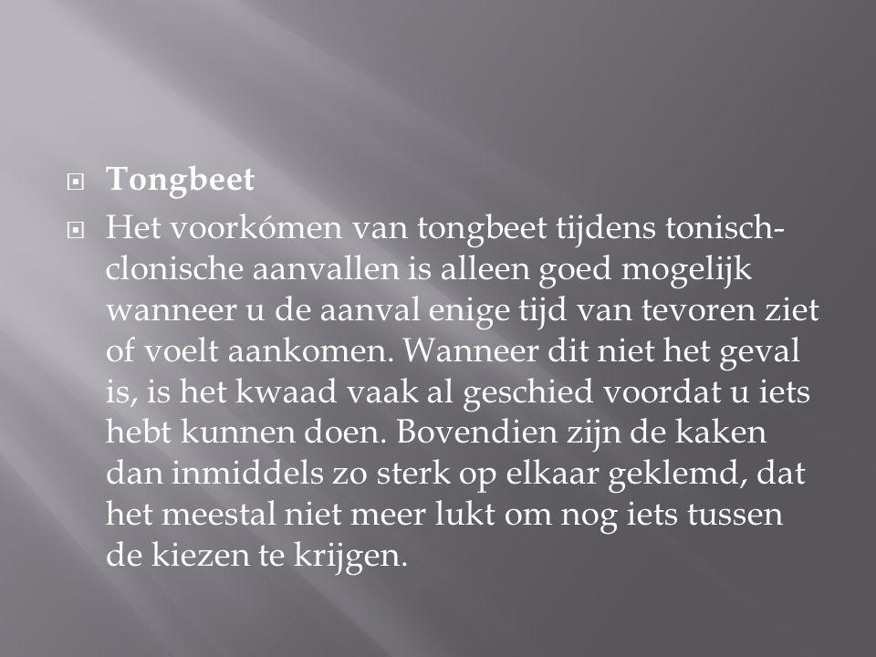 Tongbeet