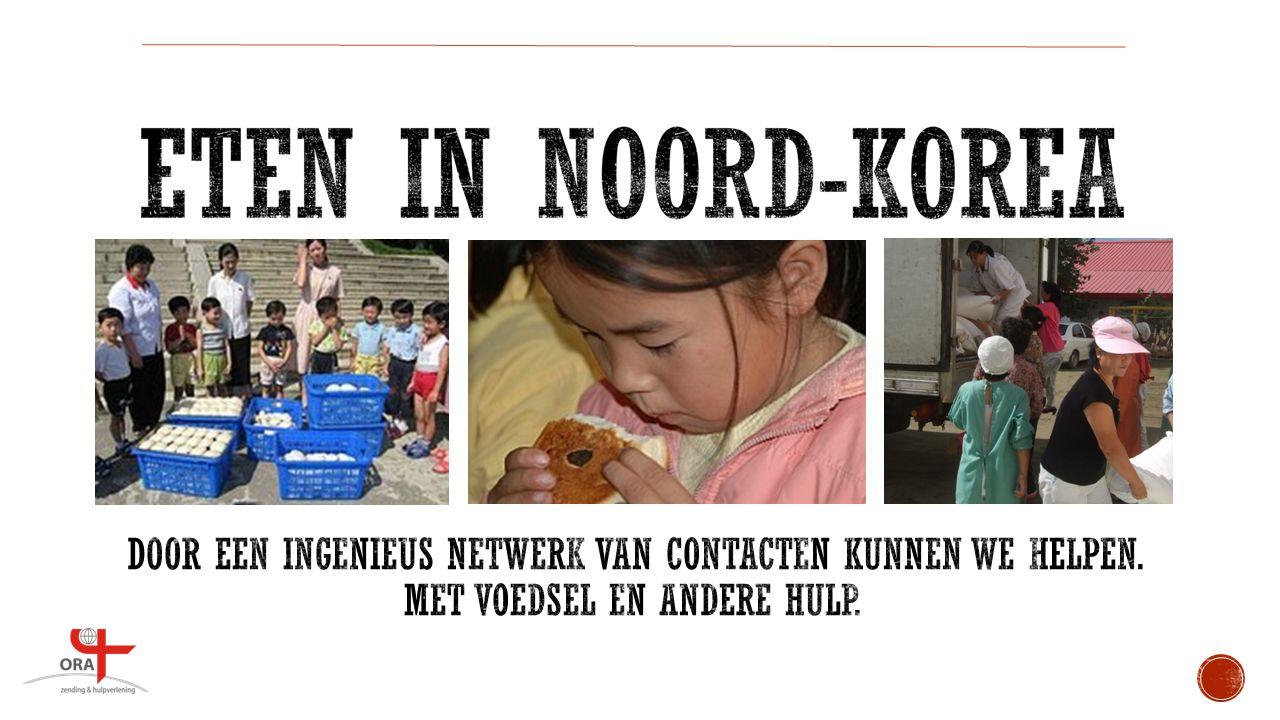 Door een ingenieus netwerk van contacten kunnen we helpen