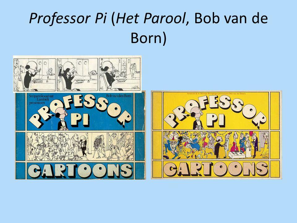 Professor Pi (Het Parool, Bob van de Born)