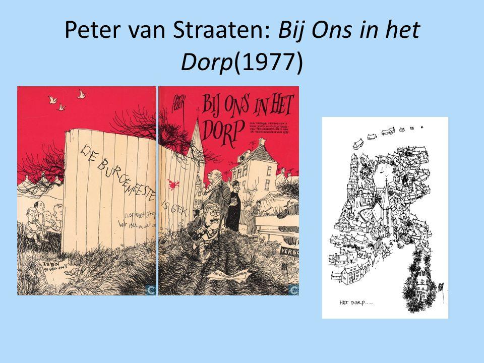 Peter van Straaten: Bij Ons in het Dorp(1977)