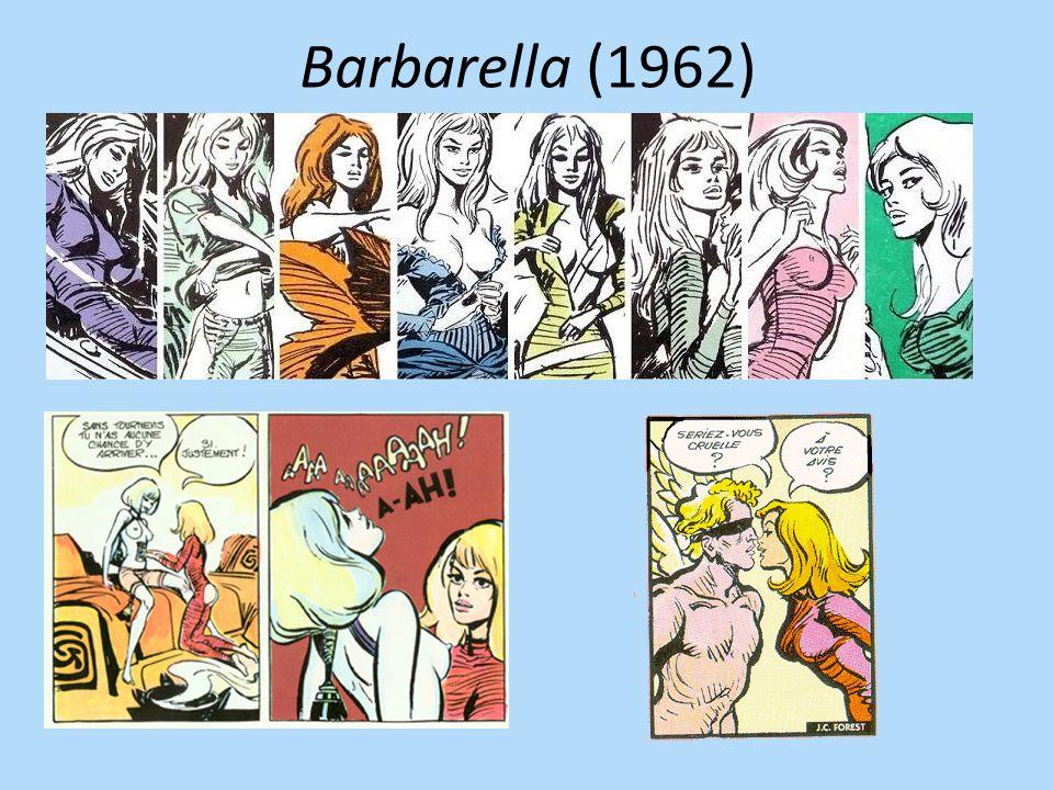 Barbarella (1962)