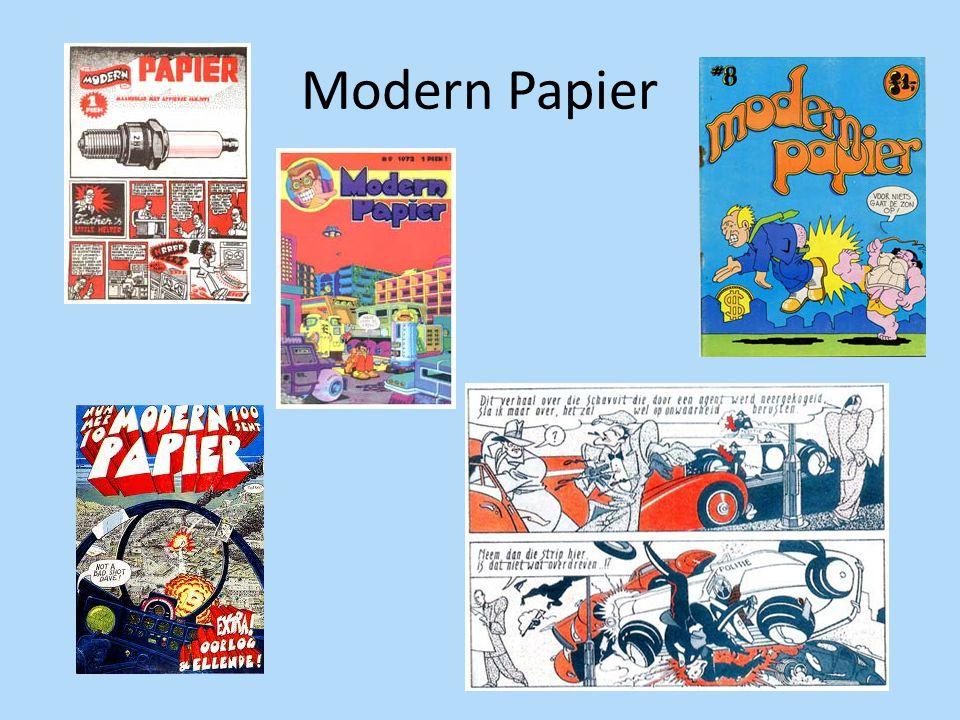 Modern Papier