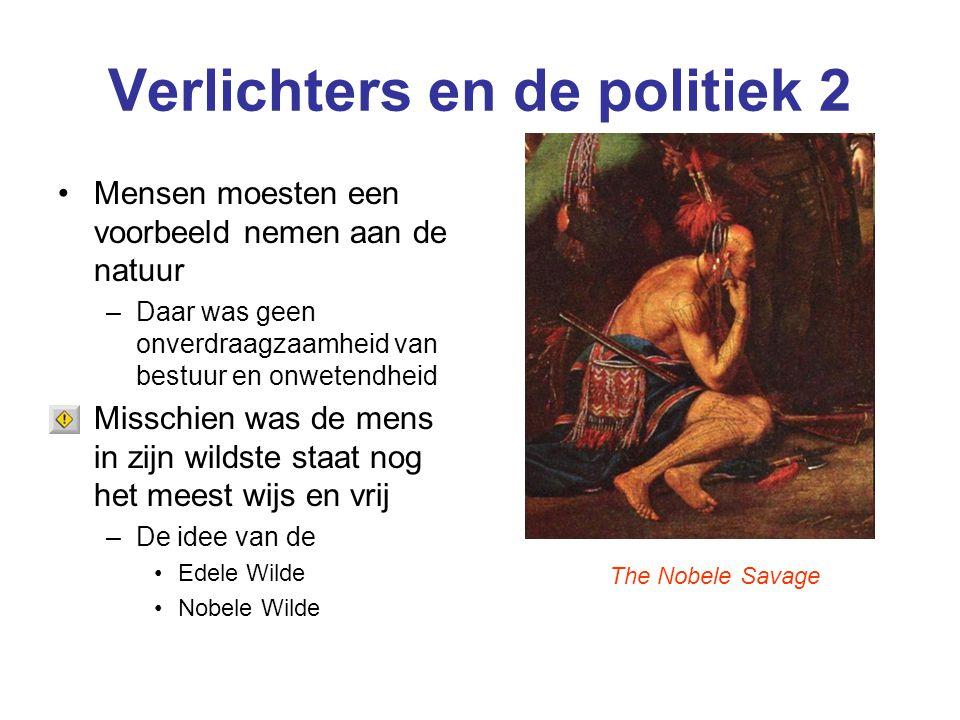 Verlichters en de politiek 2