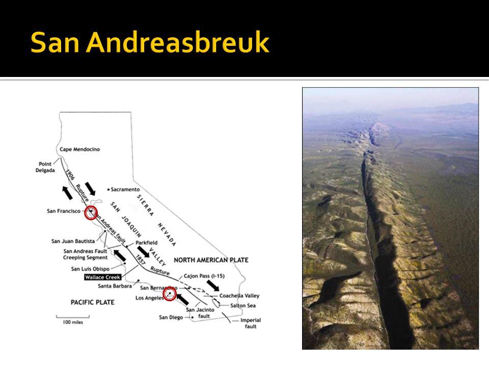 San Andreasbreuk