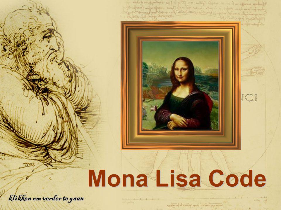 Mona Lisa Code klikken om verder te gaan