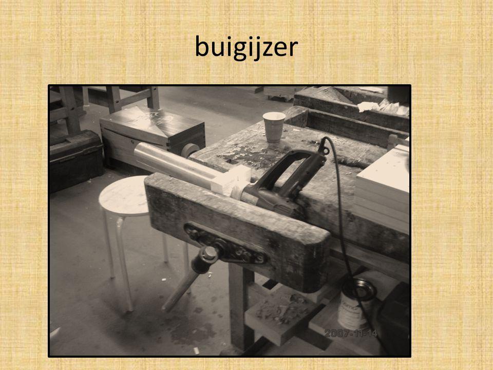 buigijzer