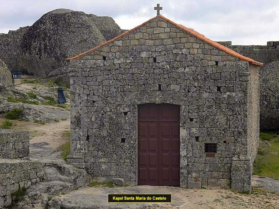 Kapel Santa Maria do Castelo