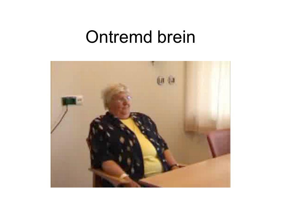 Ontremd brein