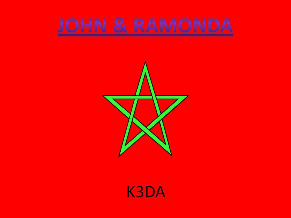 John & Ramonda K3DA
