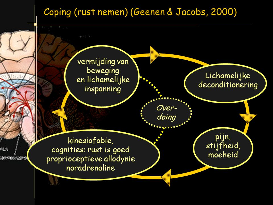 Coping (rust nemen) (Geenen & Jacobs, 2000)