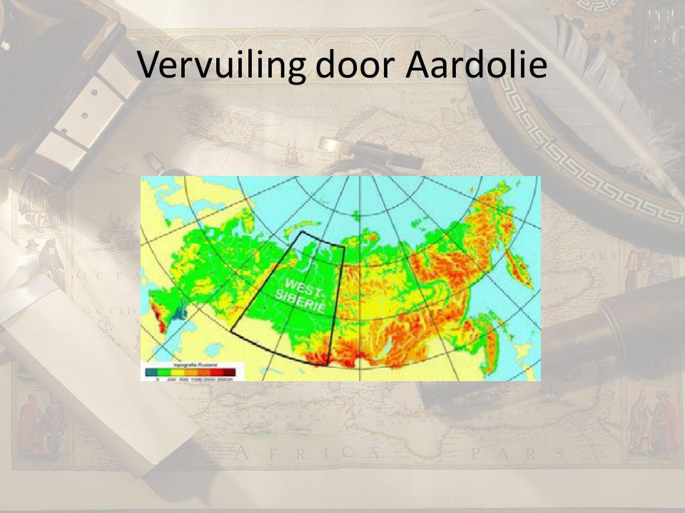 Vervuiling door Aardolie