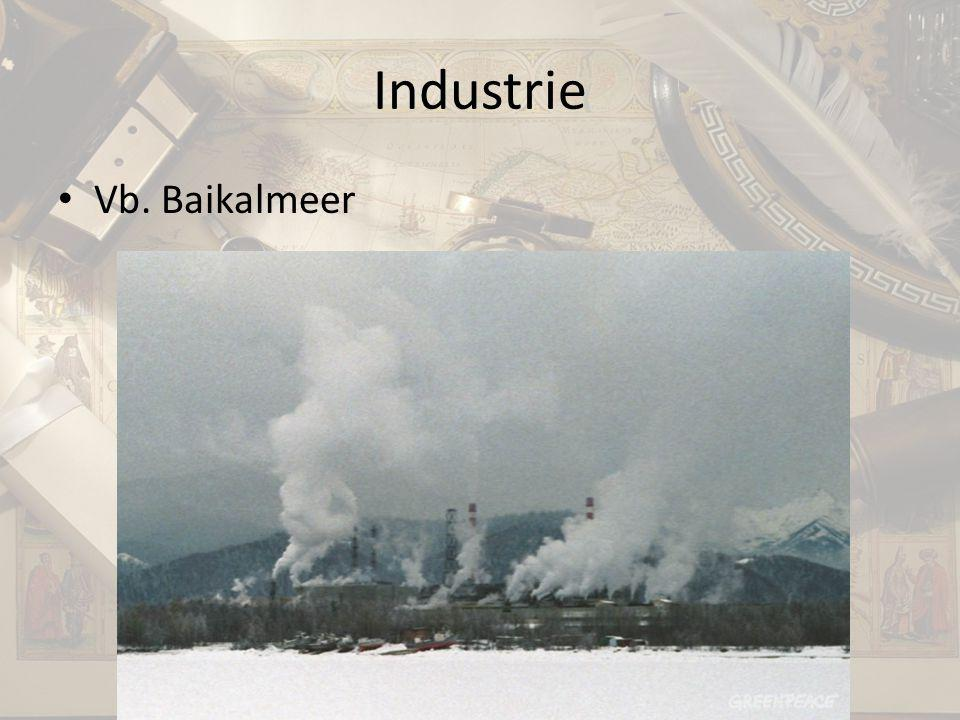 Industrie Vb. Baikalmeer