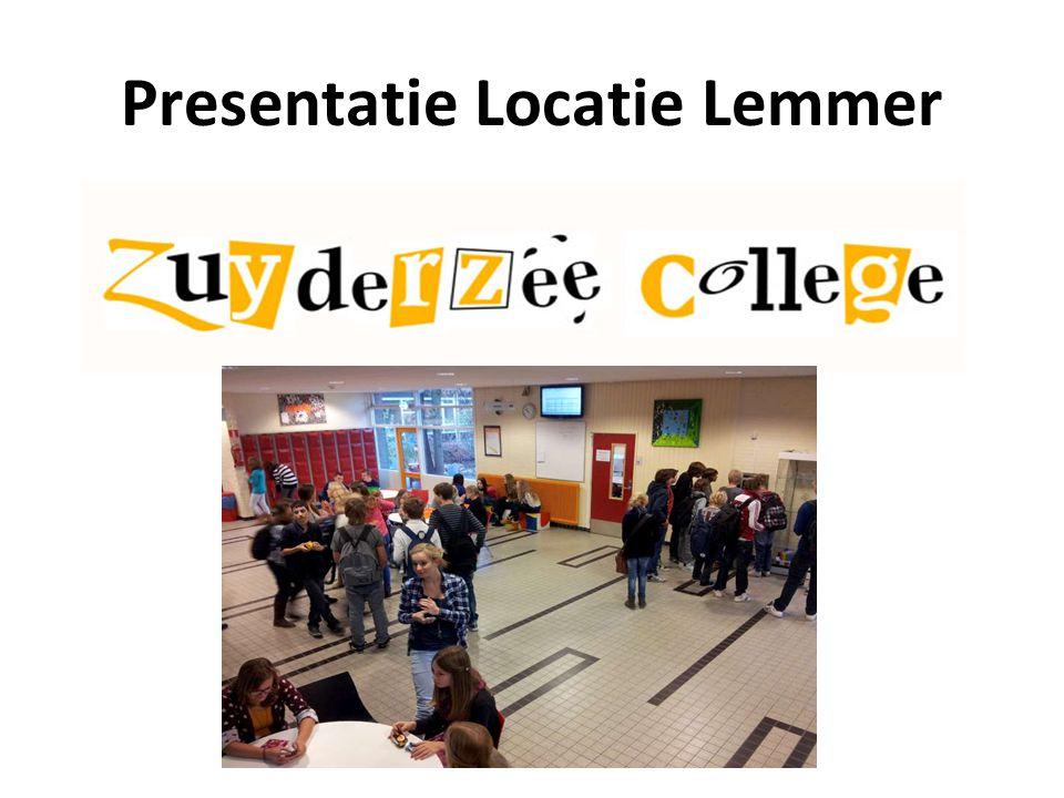 Presentatie Locatie Lemmer