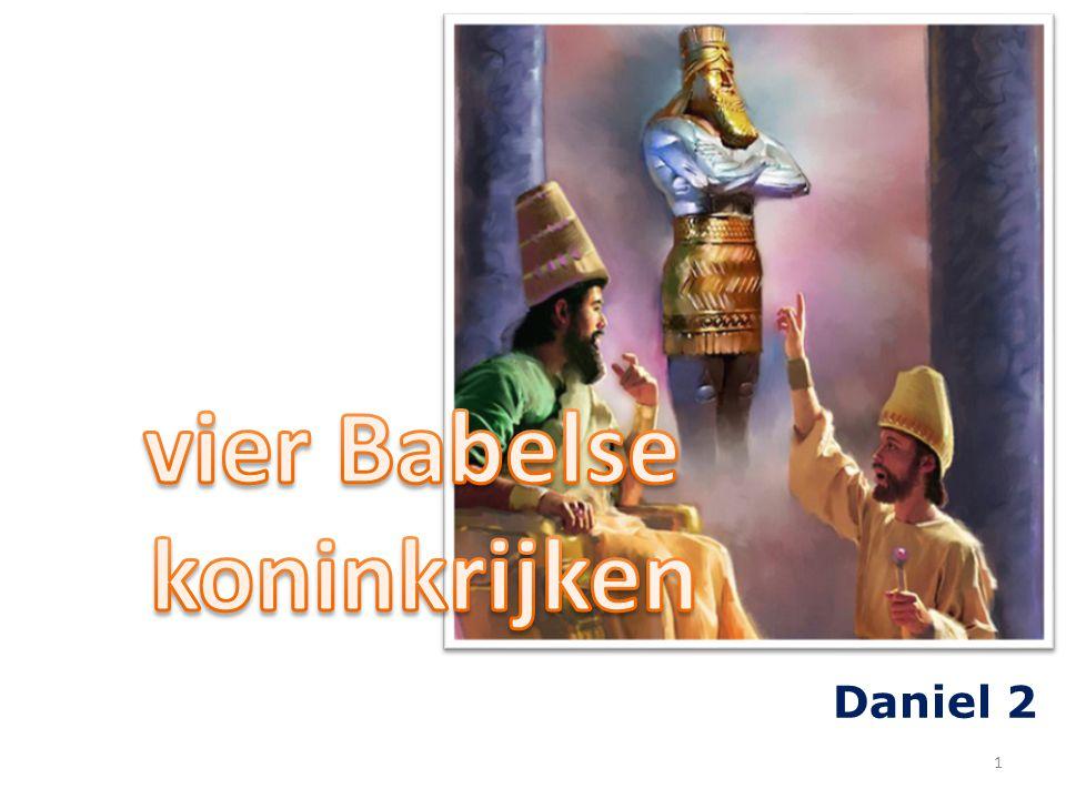 vier Babelse koninkrijken
