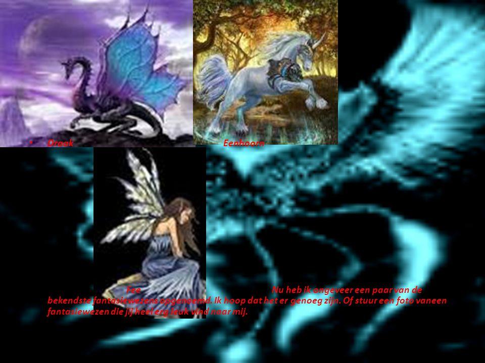 Draak Eenhoorn