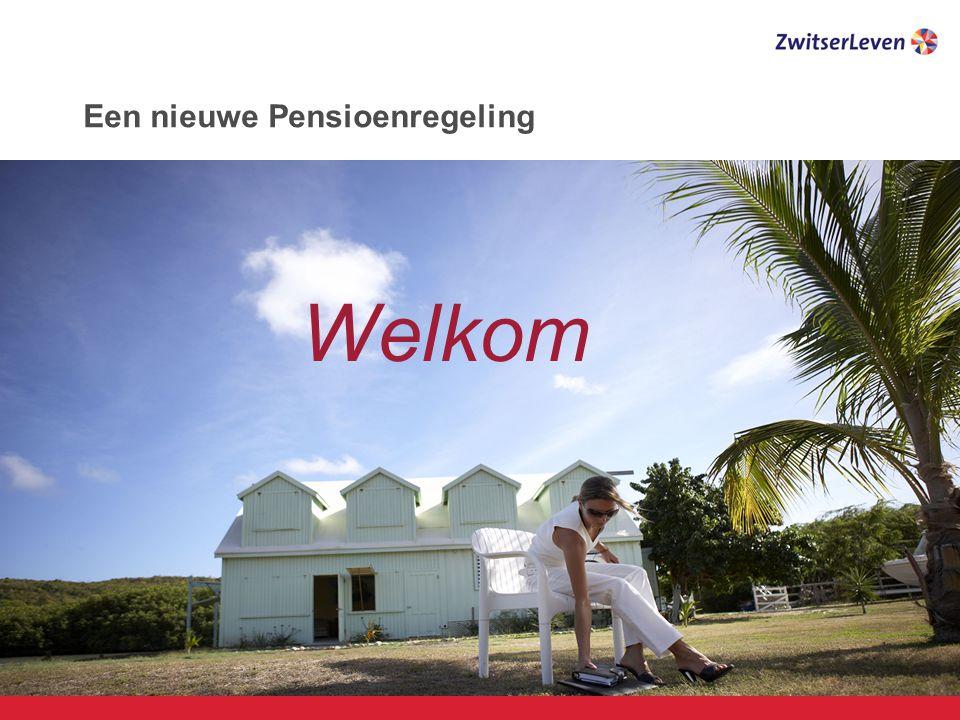 Een nieuwe Pensioenregeling