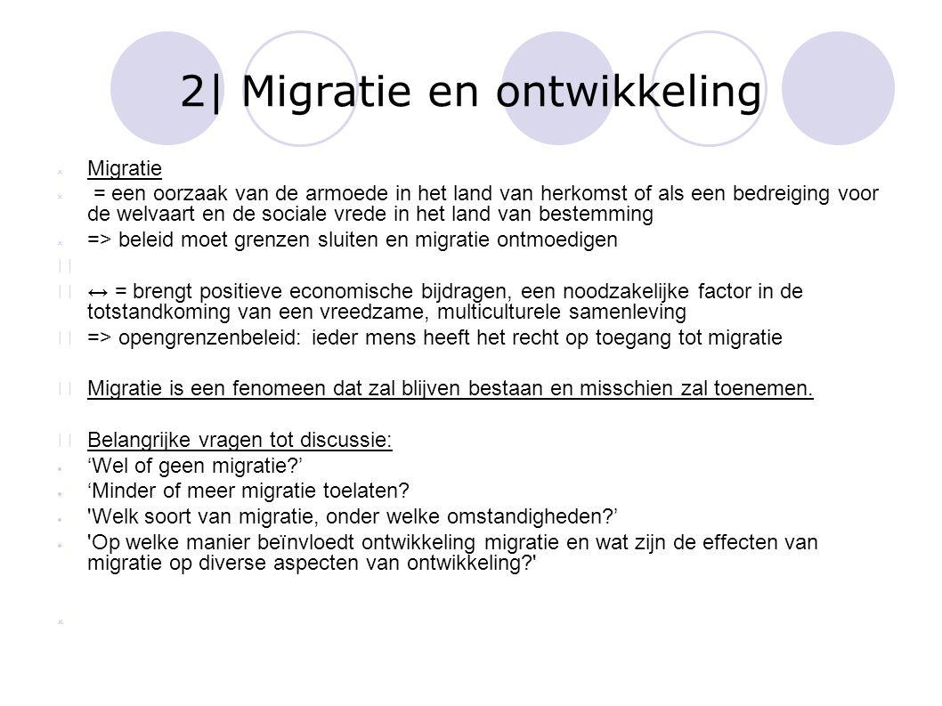 2| Migratie en ontwikkeling