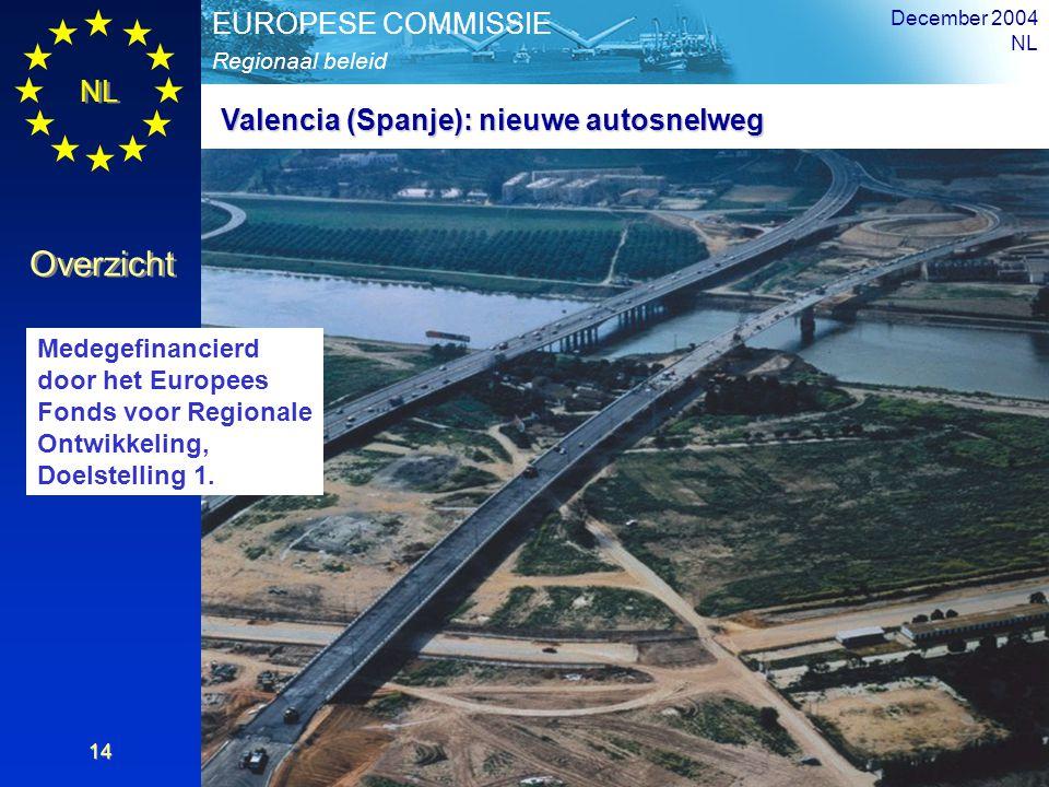 Valencia (Spanje): nieuwe autosnelweg